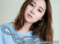 Gong Hyo Jin для Singles May 2015