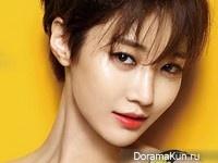 Go Joon Hee для CeCi July 2015