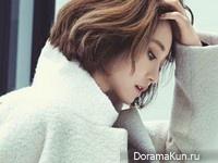 Go Joon Hee для Couronne F/W 2014 CF