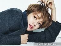 Go Joon Hee для Dazed November 2015