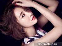 Go Joon Hee для Elle February 2015 Extra 2