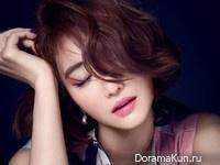 Go Joon Hee для Elle February 2015 Extra
