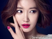 Go Joon Hee для Elle February 2015