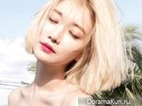Go Joon Hee для InStyle June 2015