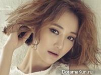 Go Joon Hee для Marie Claire April 2015