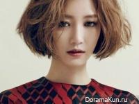 Go Joon Hee для UrbanLike December 2014 Extra