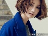 Go Joon Hee для UrbanLike December 2014