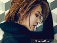 Go Joon Hee для W Korea December 2014