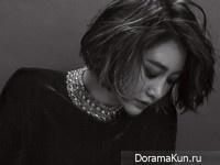 Go Joon Hee для W Korea November 2014