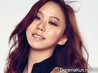 Go Sung Hee для The Celebrity June 2015