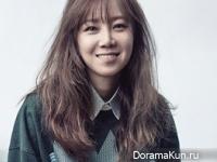 Gong Hyo Jin для 2econd Floor F/W 2014 CF