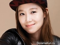 Gong Hyo Jin для Hats On F/W 2014 CF