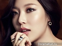 Gong Seung Yeon для The Star December 2015