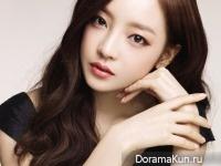KARA (Goo Hara) для Coreana 2015