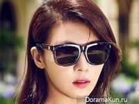 Ha Ji Won для Cosmopolitan October 2015 Extra