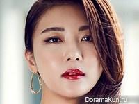 Ha Ji Won для Cosmopolitan October 2015