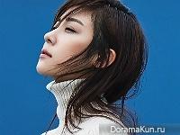 Ha Ji Won для Elle November 2015