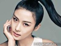 Ha Ji Won для Prestige January 2015