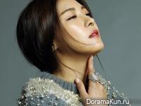 Ha Ji Won для Vogue January 2015