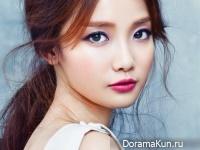 Ha Yeon Soo для CeCi January 2015
