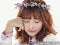 Ha Yeon Soo для Vogue Girl February 2015