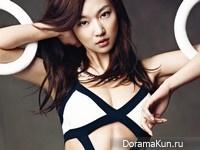 Ha Yun Joo для CeCi May 2014
