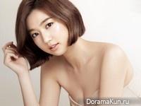 Ha Yun Joo для InStyle November 2014
