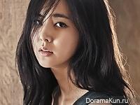 Han Chae Ah для Grazia December 2015