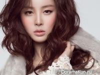 Han Hye Rin для BNT International January 2015 Extra