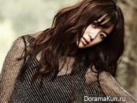 Han Hyo Joo для Harper's Bazaar September 2014 Extra
