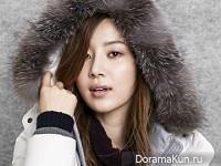 Han Ji Hye для FANTOM F/W 2015