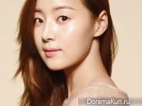 Han Ji Hye для InStyle October 2014