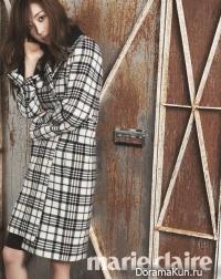 Han Ji Hye для Marie Claire November 2014
