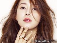 Han Ji Hye для W Korea November 2014