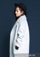 Han Ji Min для Ana Capri F/W 2015
