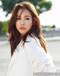 Han Ji Min для Elle Korea October 2015 Extra 2
