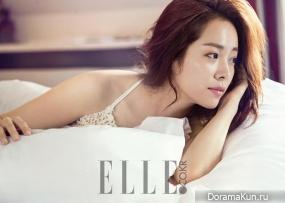 Han Ji Min для Elle Korea October 2015