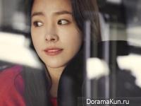 Han Ji Min для Elle Magazine November 2014