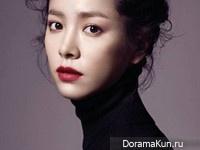 Han Ji Min для J Style Magazine November 2014
