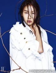 Kim Won Kyung, Han Jin для W Korea May 2015