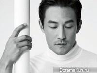 Han Jung Soo для Arena Homme Plus Magazine 2014