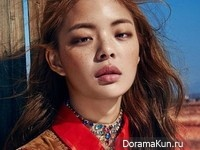 Han Kyung Hyun для SURE March 2015