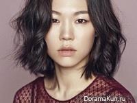 Han Ye Ri для Marie Claire November 2014