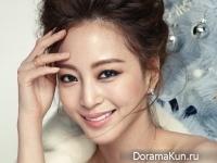Han Ye Seul для Cosmopolitan December 2014 Extra