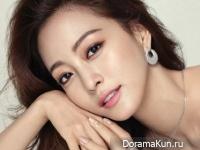 Han Ye Seul для Cosmopolitan Korea December 2014