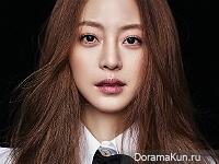 Han Ye Seul для Elle December 2015
