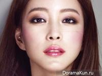 Han Ye Seul для High Cut Vol. 140