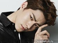 Hong Jong Hyun для SURE May 2015
