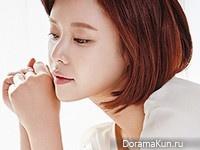 Hwang Jung Eum для Singles May 2015 Extra