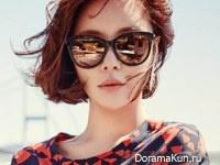 Hwang Jung Eum для Singles May 2015